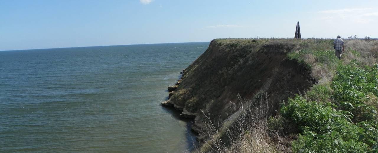 остров березань в черном море фото