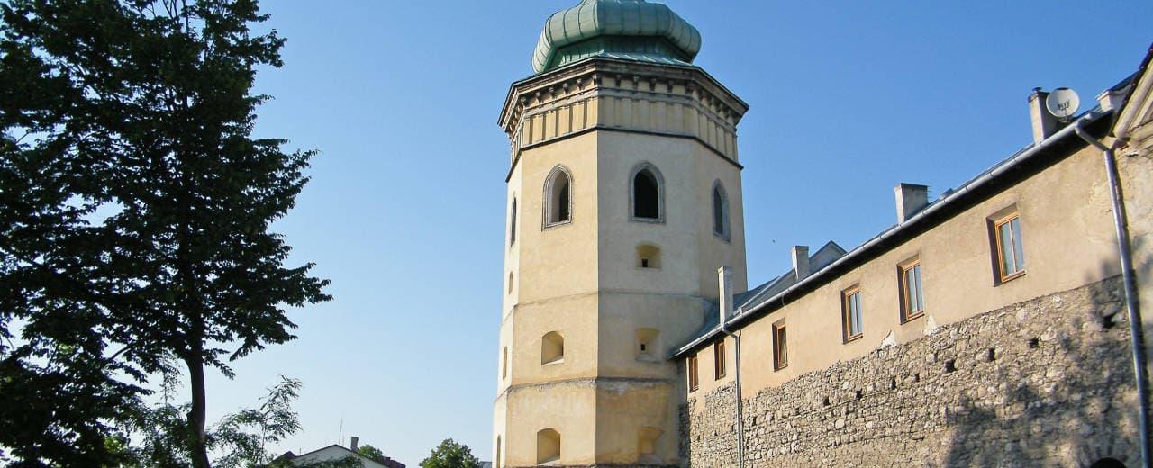 82f7f0f05 Жолква - самобытный городок во Львовской области