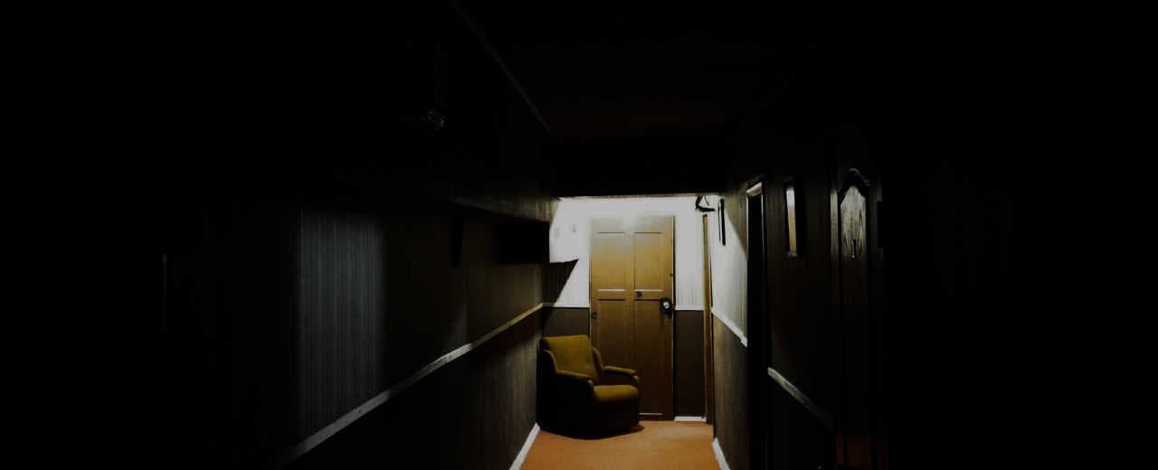 Скрытая камера в мотели