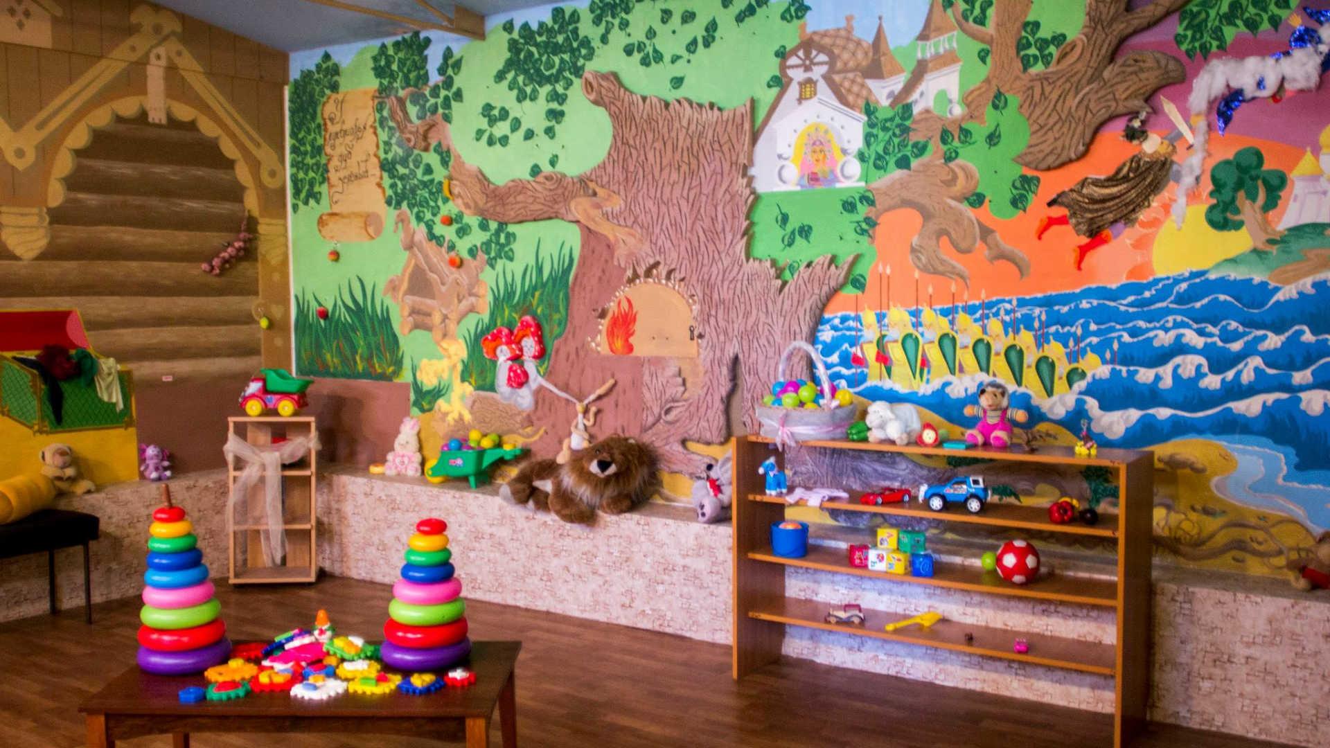 Квест-игра сценарий для детей в детском саду