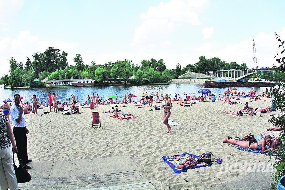 Нудистский пляж на гидропарке видео фото 161-153