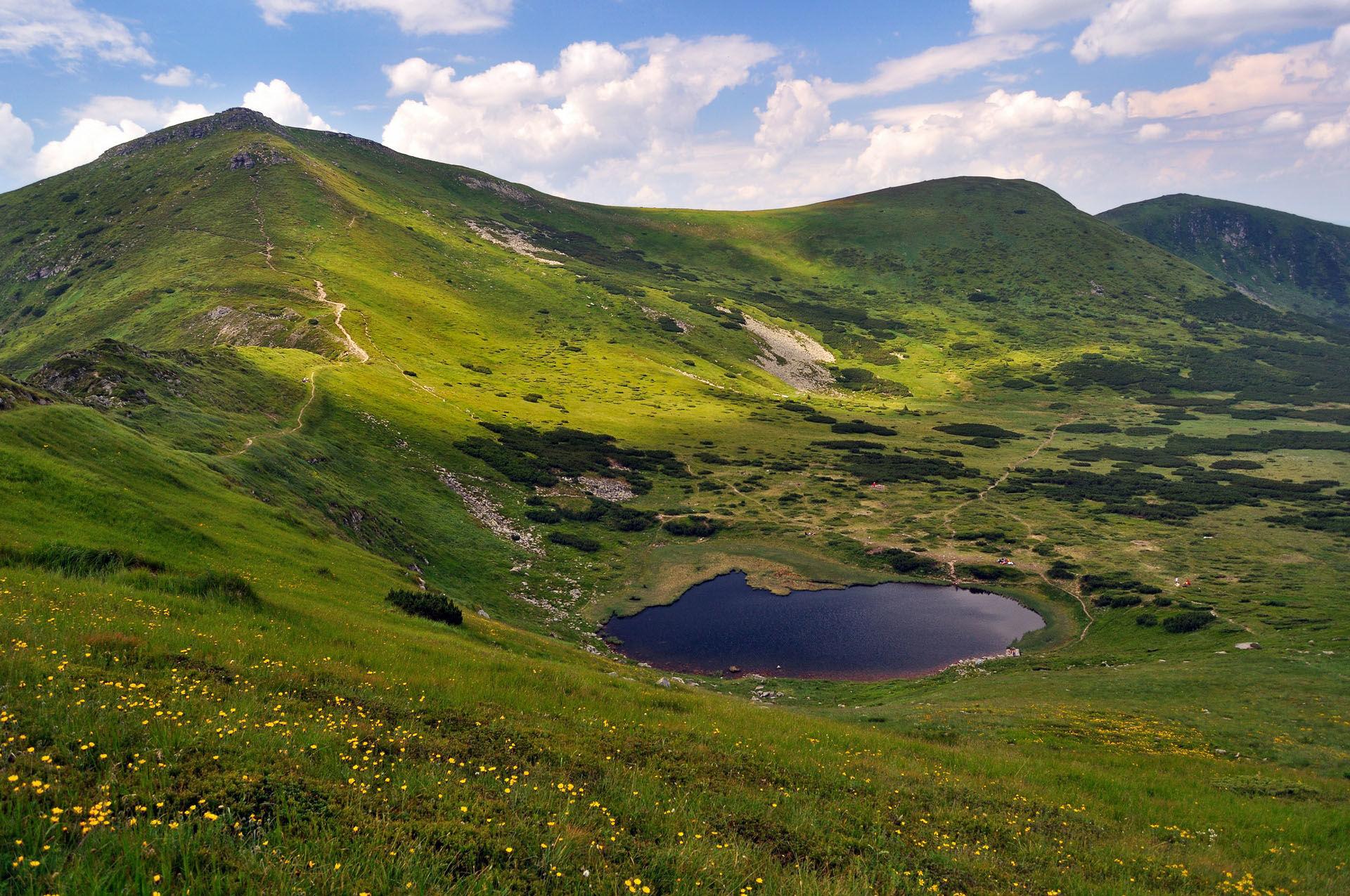 несамовите озеро фото