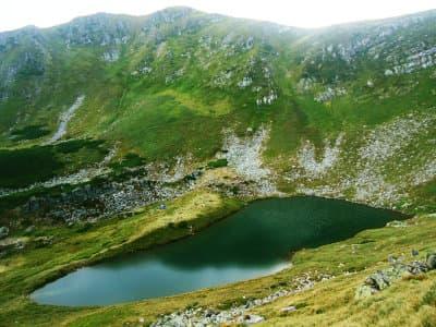 озеро Бребенескул вид
