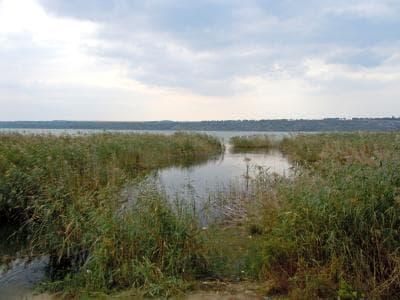 Озеро Ялпуг - самое большое озеро Украины.